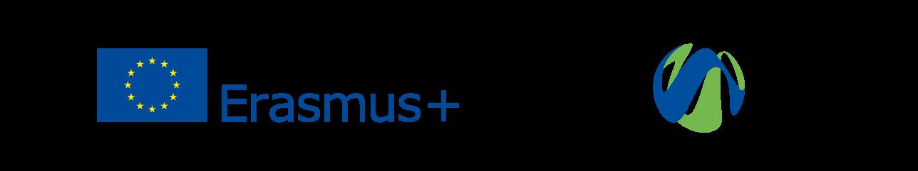 Erasmus+ ja Opetushallitus rahoittaa hanketta -logot