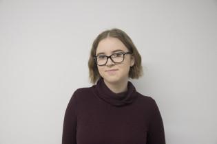 opiskelija Leila Karhunen