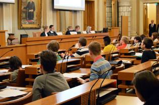 Turun nuorisovaltuuston kokous
