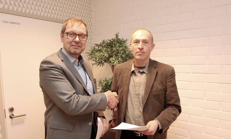Martti Forss Onninen Oy:n toimitusjohtajaksi